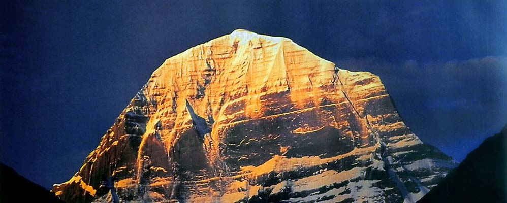 Mount Kailash Yellow Tint