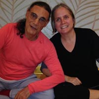 Fabio Andrico and Christine Heinisch