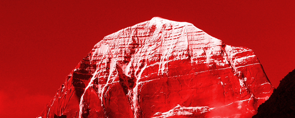 Mount Kailash Red